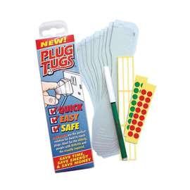 Plug Tugs® - Pack of 10