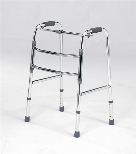 Folding Reciprocal Lightweight Walking Frame