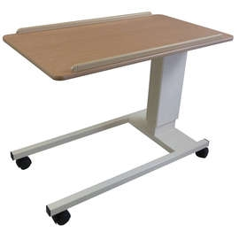 Height Adjustable Assisted Lift Overbed/Chair Table