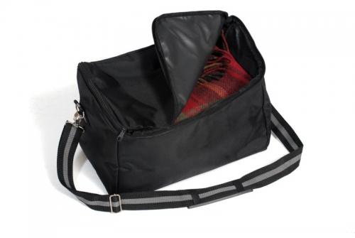 Metal Rear Scooter Basket Bag Duo