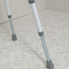 Wide PU Shower Stool