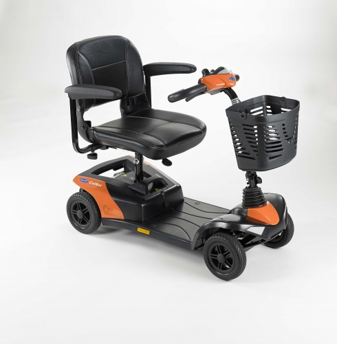 Invacare Colibri With Large Wheels and Batteries
