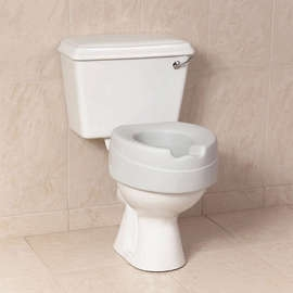 Comfort Raised Toilet Seat