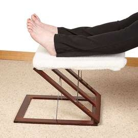 Three Way Adjustable Foot Rest