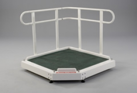 Glass Fibre Height Adjustable Platform
