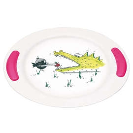 Soft Grip Children's Plate