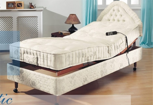 Rotherham Electrically Adjustable Bed and Mattress