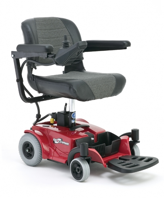 Pride Go Chair Indoor and Outdoor Power Chair