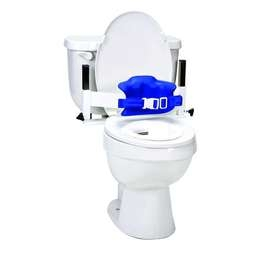 Columbia Toilet Support Low Back Cushion
