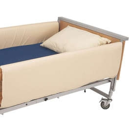 Cot Side Bumpers - Pair