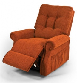 Riser Recliner Serena Button Back