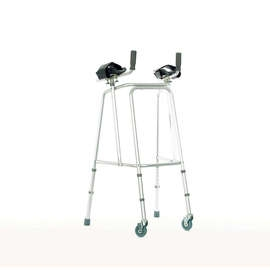 Forearm Walking Frame with Castors