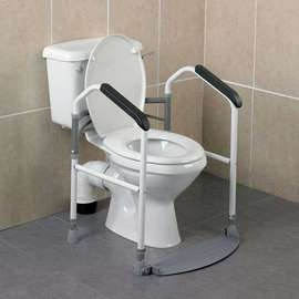 Buckingham Foldeasy Toilet Frame Surround