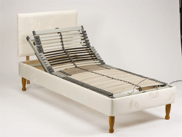 Restwell Electric Adjustable Bed Devon