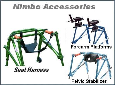 Nimbo Lightweight Posterior Posture Walker
