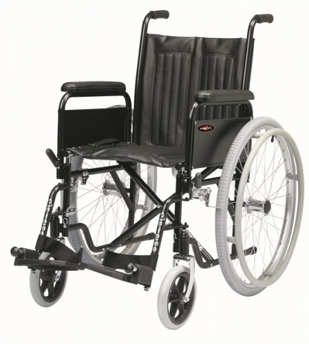 S2 Enigma Steel Wheelchair