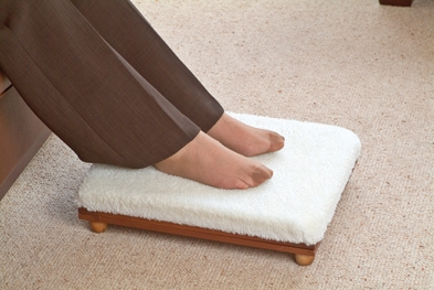 Three Way Adjustable Foot Rest