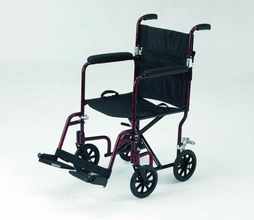 Foldaway Attendant Wheelchair