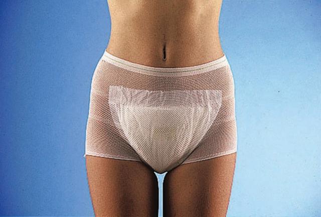 Professional Net Pants Short Leg Length, Pack of 5