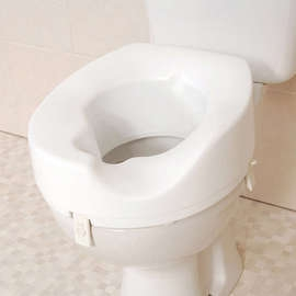 Melton Sloped Raised Toilet Seat