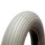 8 x 1.1/4 C/S Grey Rib Tyre