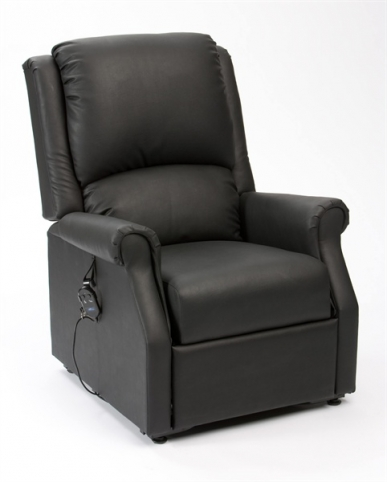Restwell Riser Recliner Chicago in PVC Fabric