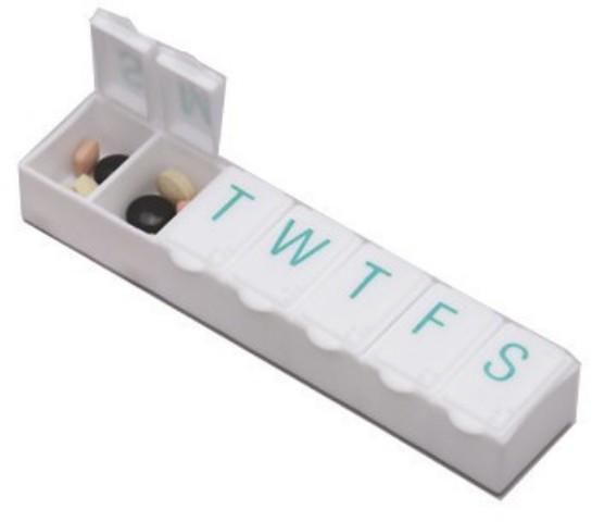Pill Taking Aid
