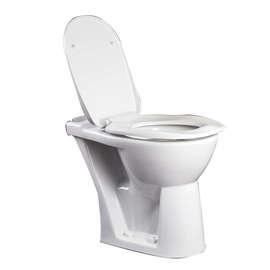 Ergonomic Toilet Seat With Lid