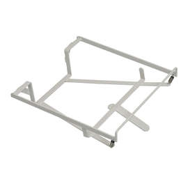 Optional Perfection Pan Rack for NRS Shower Commode Chair