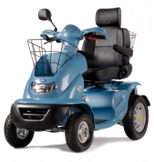 TGA Breeze 4 Mobility Scooter