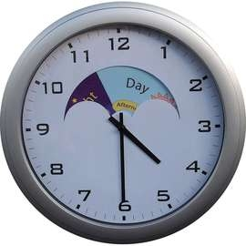 Analogue Dementia Care Day/Night Clock