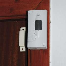 Care Call Magnetic Door Monitor