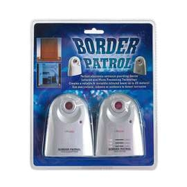 Border Patrol Safety Beam