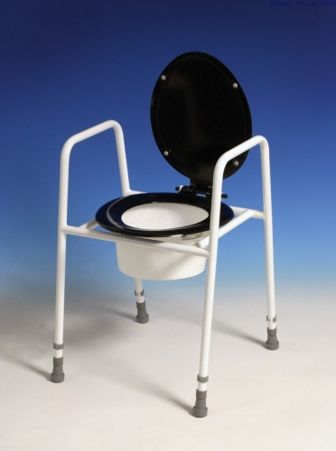 Combi Toilet Aid/Commode