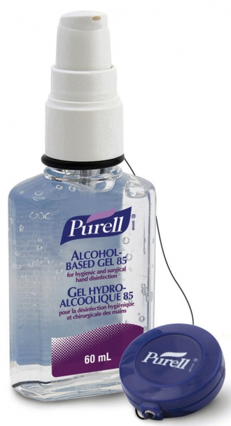 Purell Personal Hand Sanitiser And Belt Clip