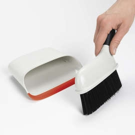 Good Grips® Compact Dustpan & Brush Set