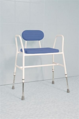 Extra wide Shower/Perching Stool