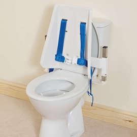 Columbia Hi-Back Toilet Support
