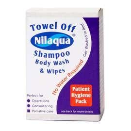 Nilaqua® Patient Hygiene Pack
