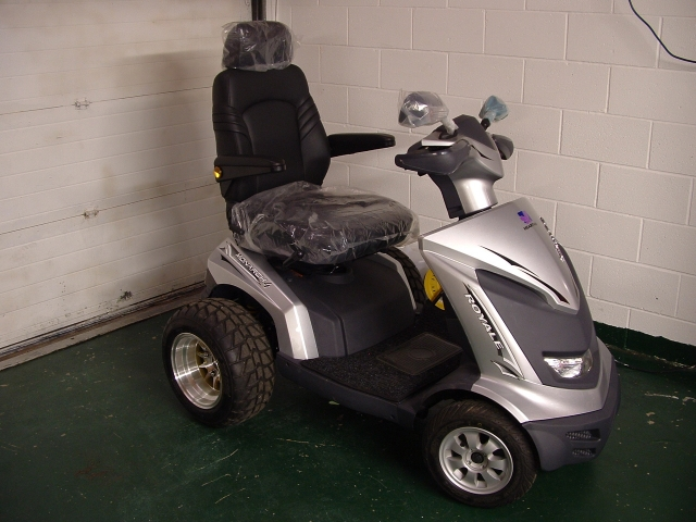 Royale 4 Golf Buggy