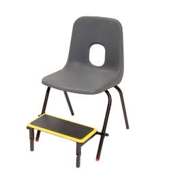 School Chair Footrest