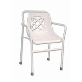 Fixed Height Economy Shower Chair