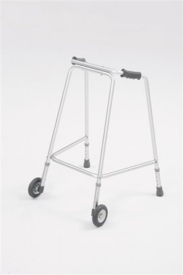 Light Weight Walking Frame With Wheels