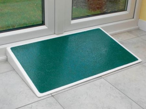 Glass Fibre Lightweight Standard Threshold Ramp 3-5 Inch