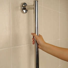 SPA Stainless Steel Fixed Grab Rail