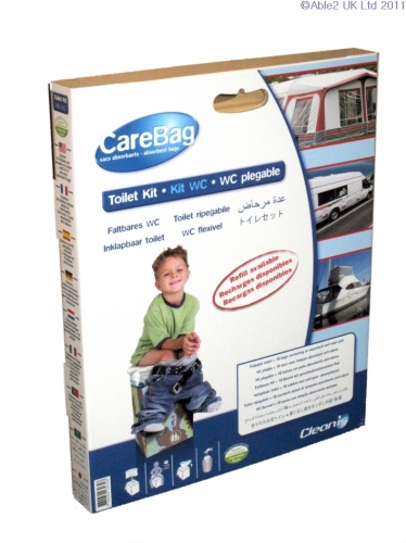 Carebag Toilet Kit