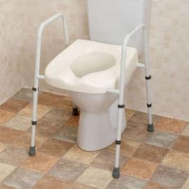 Mowbray Toilet Seat & Frame Lite
