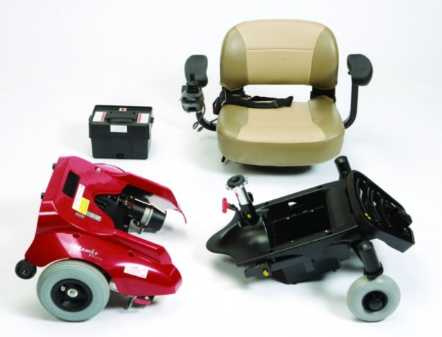 Geo Micro Power Chair