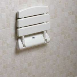 Promed Folding Slatted Shower Seat