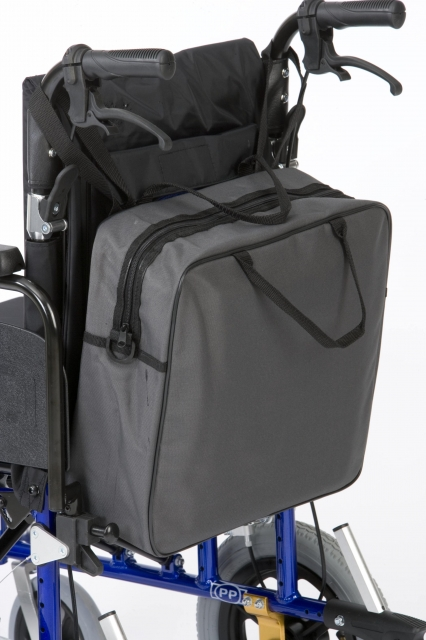 Wheelchair Back Pack Shopping Bag
